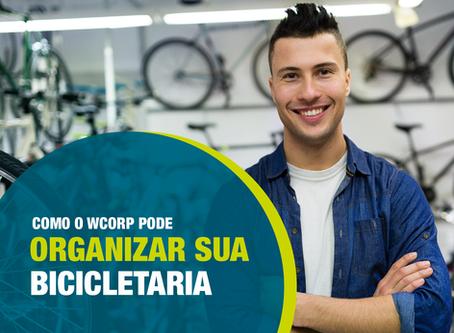 Como o WCorp pode organizar sua bicicletaria!