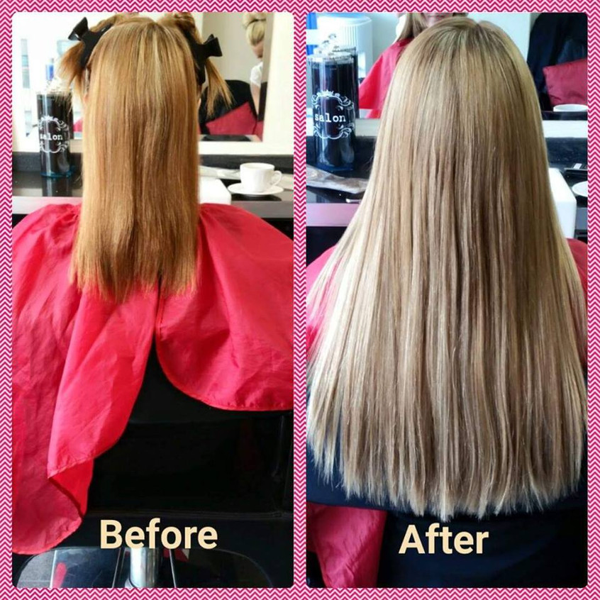 Full Head Hair Extensions