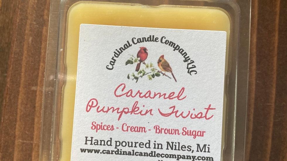 Pumpkin & Caramel Twist