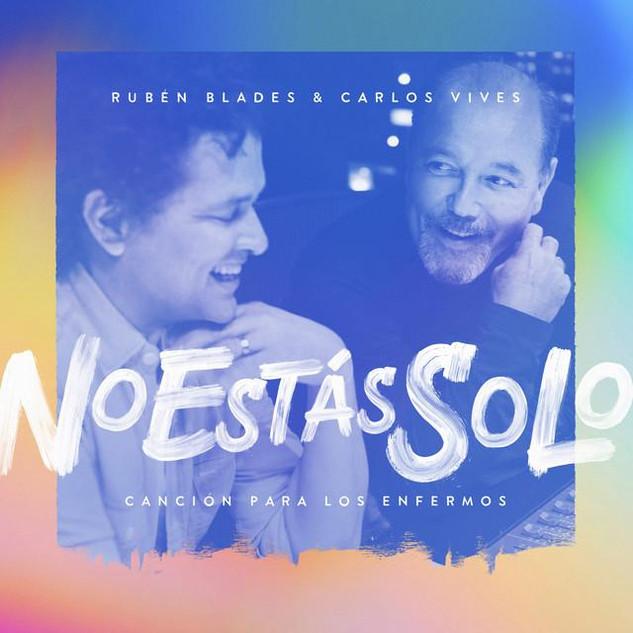 Carlos Vives y Ruben Blades - No estas Solo
