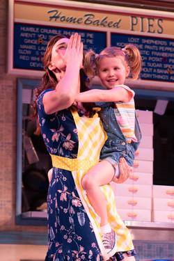Sara Bareilles as Jenna in Waitress the Musical (London)