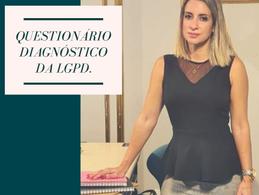 O que é o Questionário Diagnóstico da LGPD?