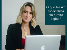O que faz um especialista em direito digital?