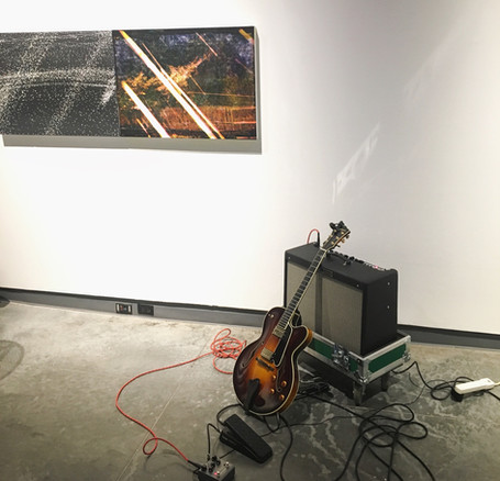 Improvisation at the Delaware Contemporary