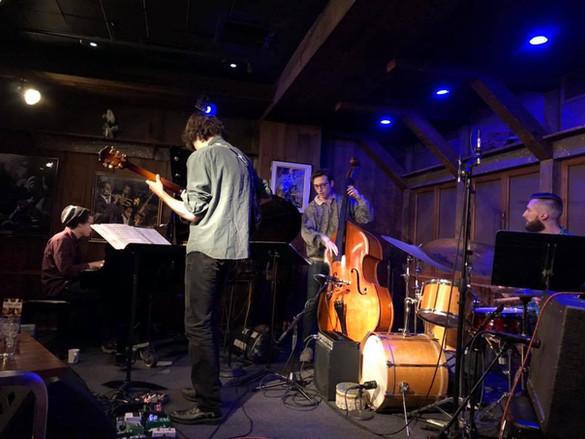 Eric McGarry Live at Chris' Jazz Cafe