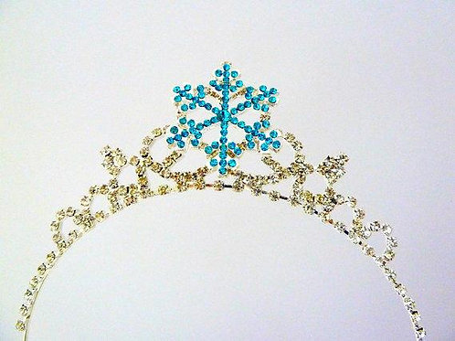 Elsa Snowflake Tiara