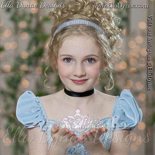 Cinderella Gloves & Tiara