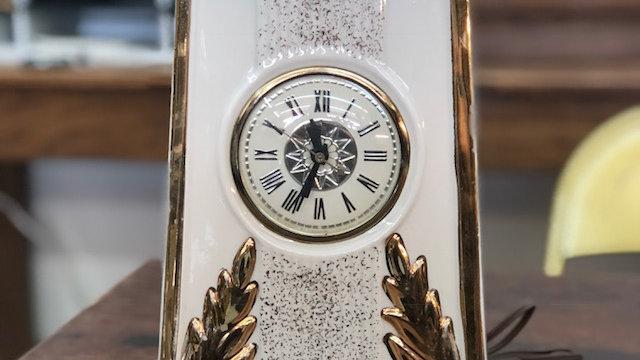 Mid Century Ceramic Clock