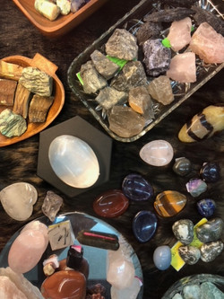 Minerals, Rocks and Gems