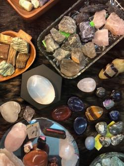 Minerals, Rocks and Gems