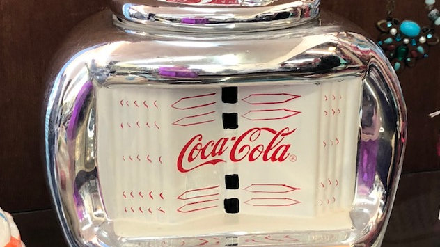 Collectible Coca-Cola Cookie Jar