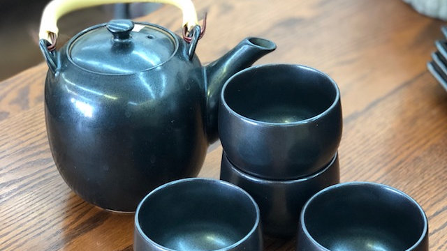 Adorable Hot Tea/ Sake Set