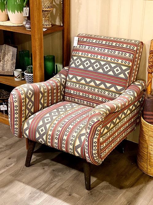 World Market Boho Side Chair