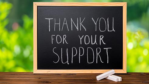 thank you HRC Sponsors