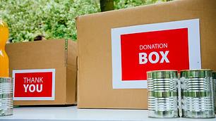 donation bin drop off location HRC