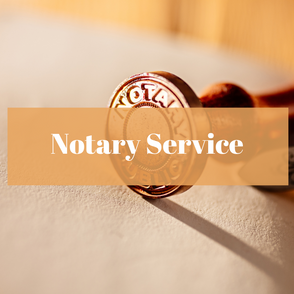 Free Notary Service