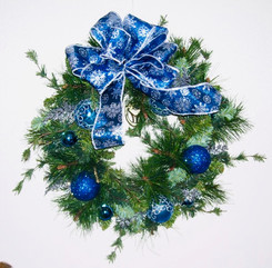 Holiday Wreath 10