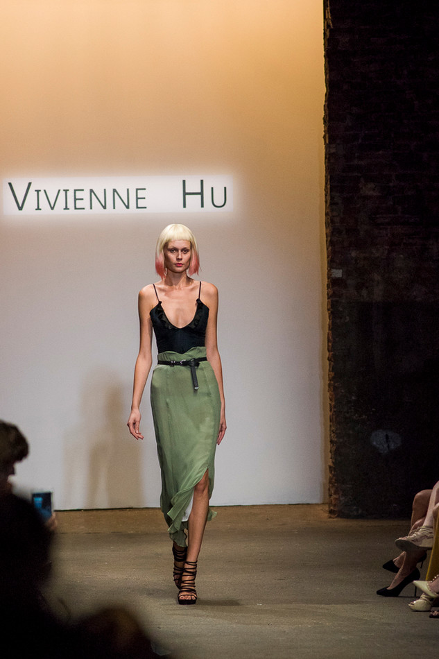 NYFW Vivienne Hu