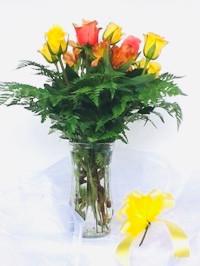 Mixed Roses 05