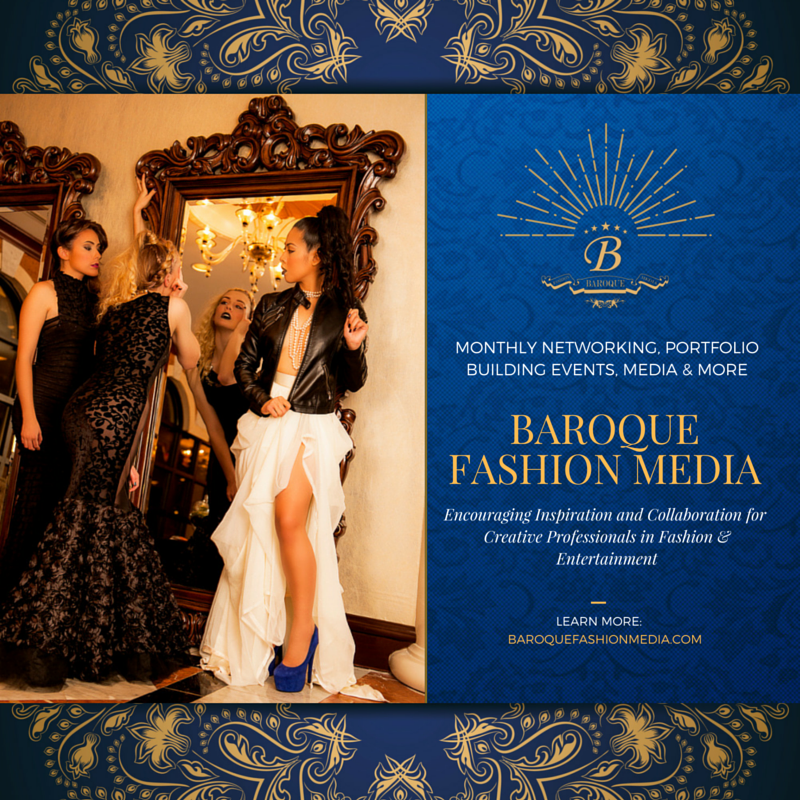 BAROQUE FASHION MEDIA