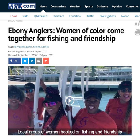 Watch our Interview with Renee Chou of WRAL!