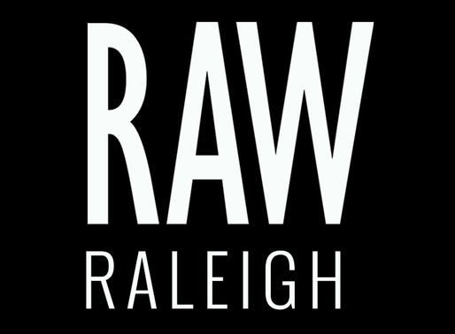 Gia Peebles featured in Upcoming 2018 RAW Artist Showcase in Raleigh