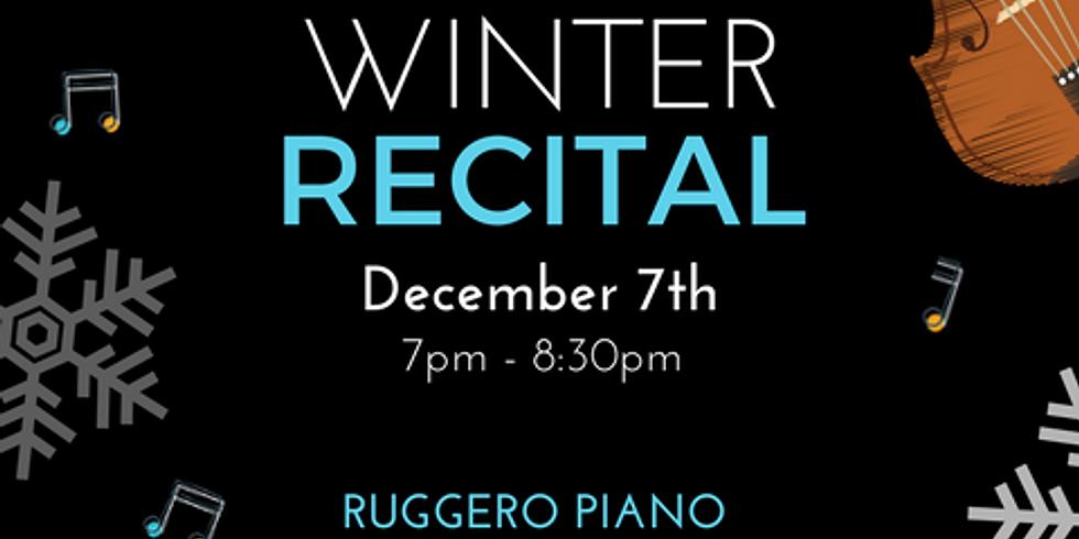 BCMS Winter Recital