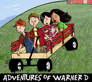 Anti-Bullying and The Adventures of Warner D Cartoon
