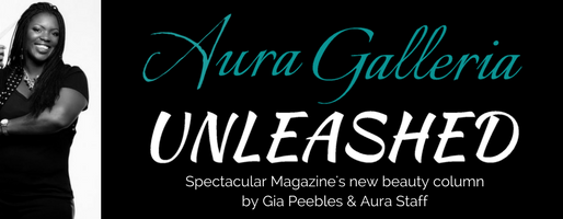 Aura has a brand new feature column in Spectacular Magazine