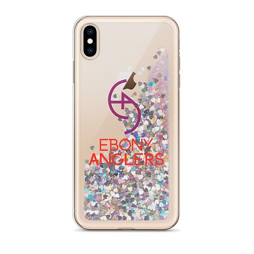 EA Liquid Glitter iPhone Case