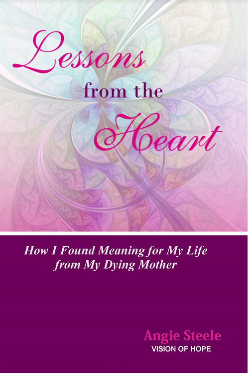 Book: Lessons From The Heart