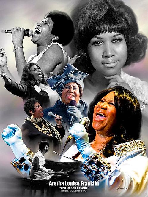 B-4361 Aretha Franklin