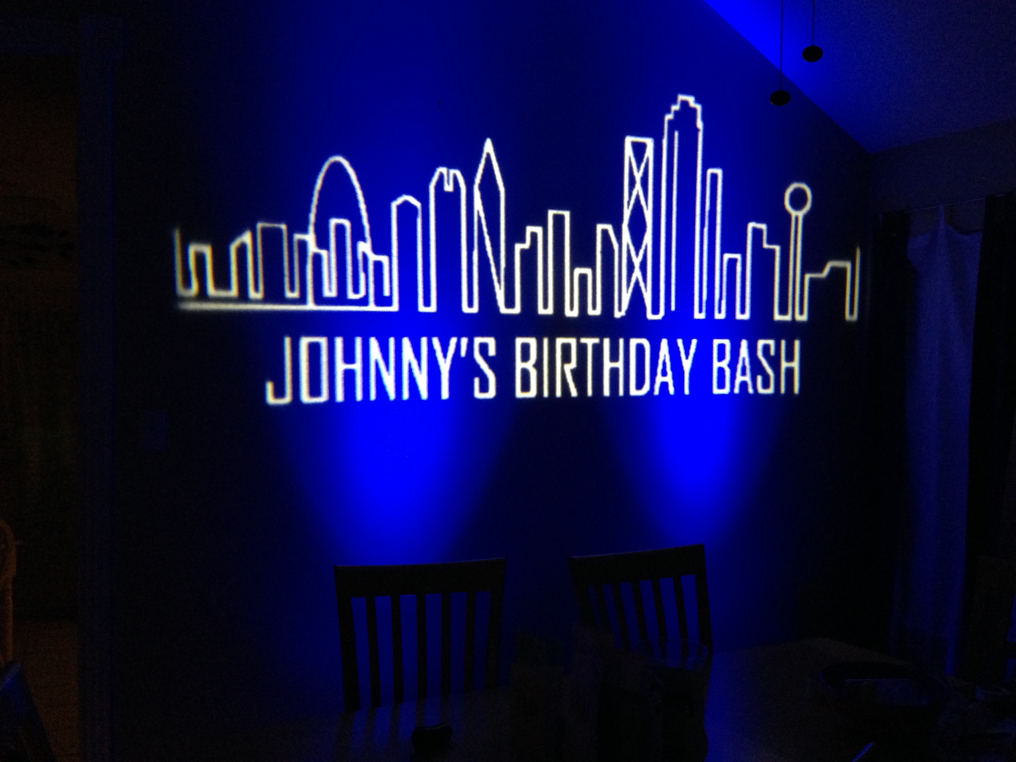 JOHNNY'S B-DAY BASH