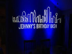 JOHNNY'S B-DAY BASH