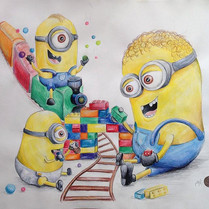 Minion Toddlers