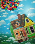 Up Mural