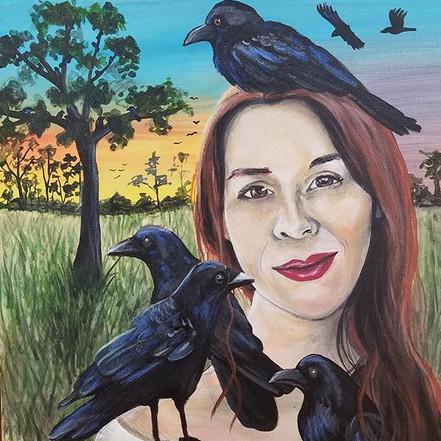 Crow Mama