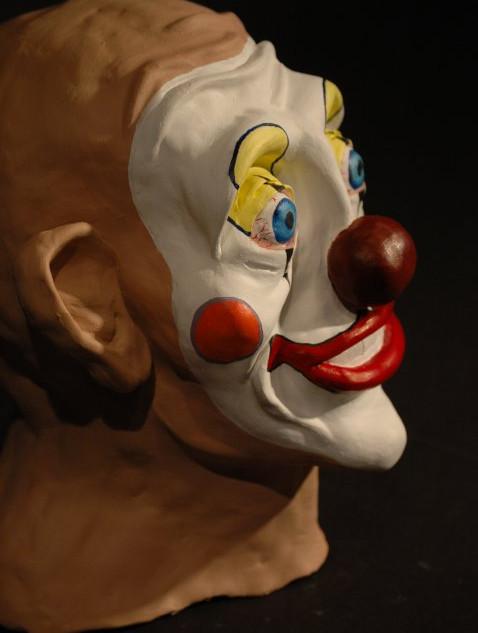 2010 Ceramic Bust