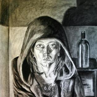 Alter Ego Self Portrait 2012