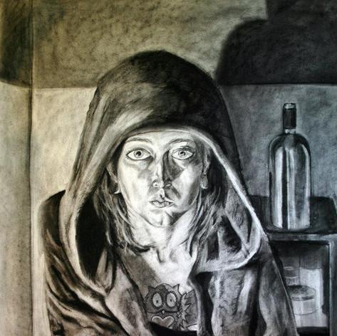 Self Portrait- Dark Side 2011