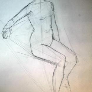 Figure Study 2012