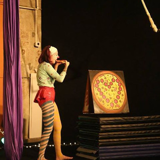 Lilly's Toxic Love Performance at Cirque