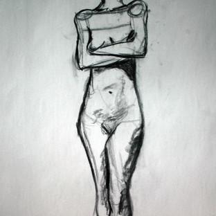 Figure Study 3 2012