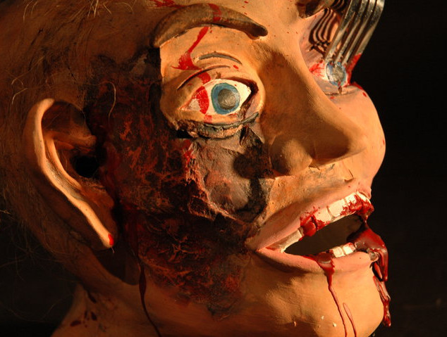 2009 Ceramic Bust