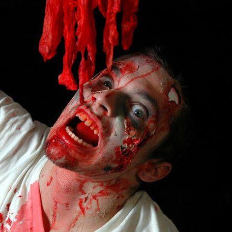 Halloween photo from 2010 (way to ruin i