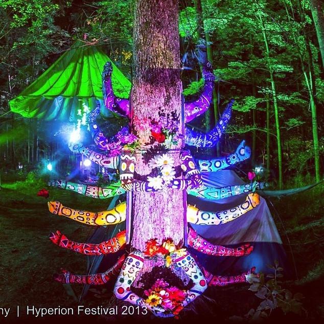 Shiva Tree Arms