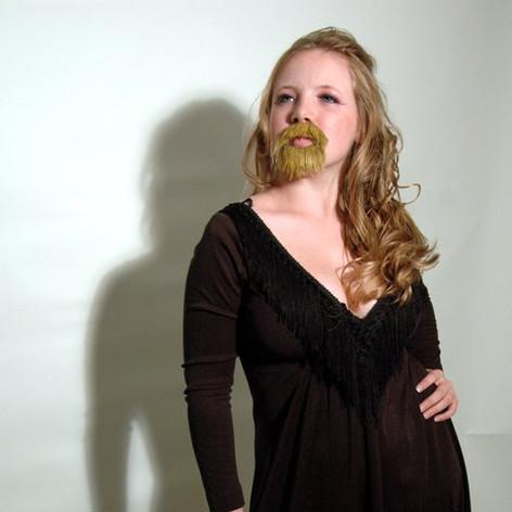 Bearded Woman 2010