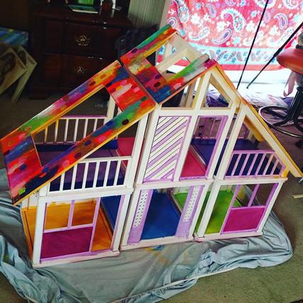 Doll House progress