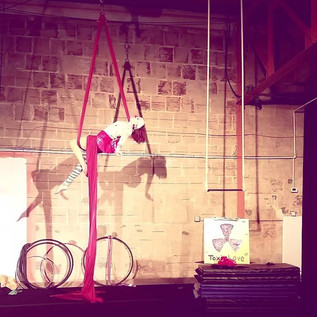 Tonight is _cirqueindy 's student show c