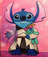 It's a lil Stitch
